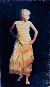 Portrait of Luiba